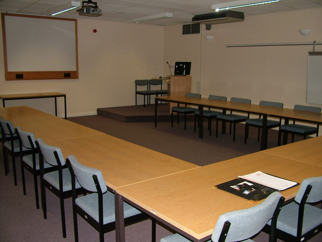 The Doxford Suite at The Industry Centre