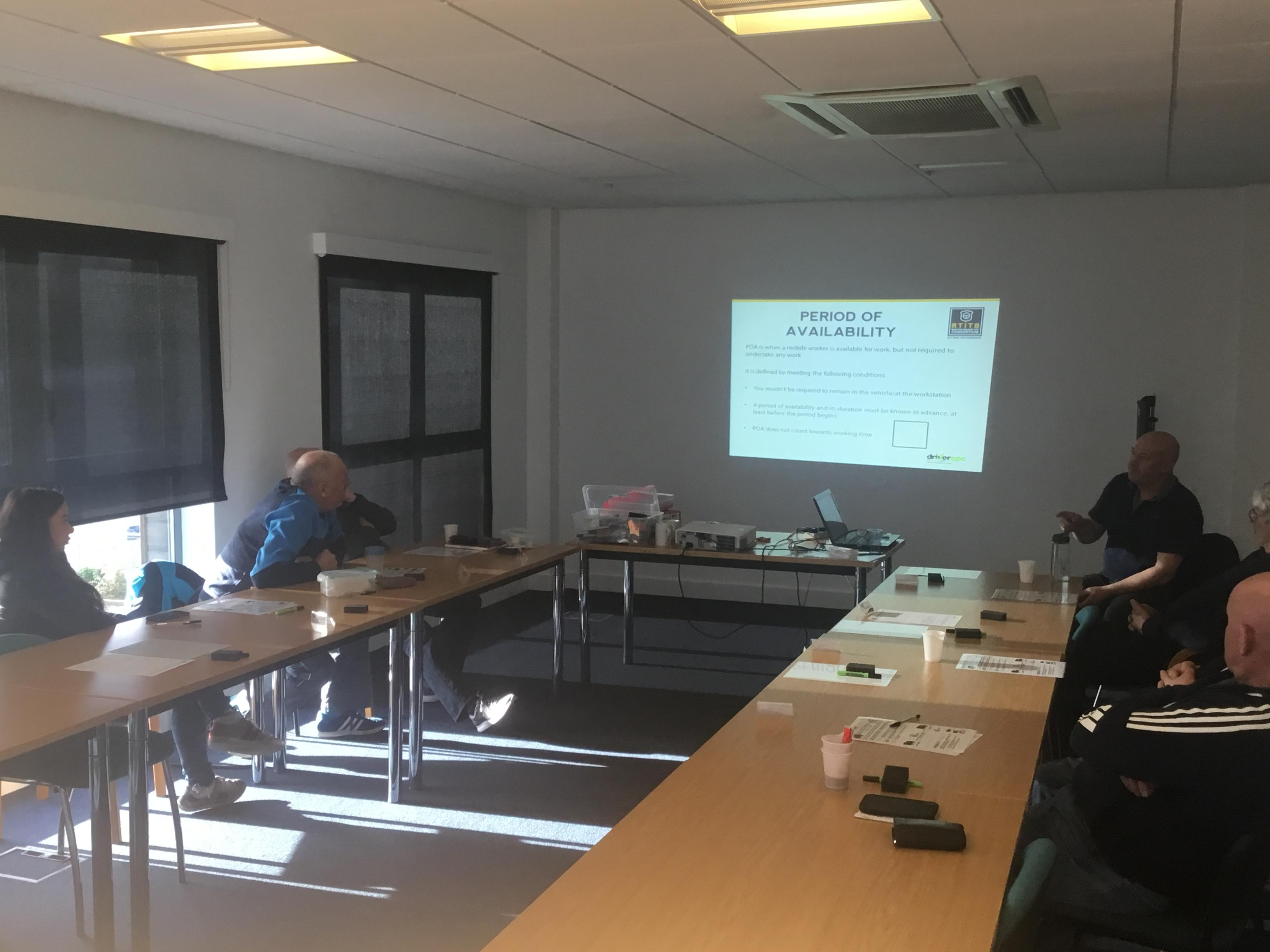 Saturday Driver CPC Course, Sunderland 2
